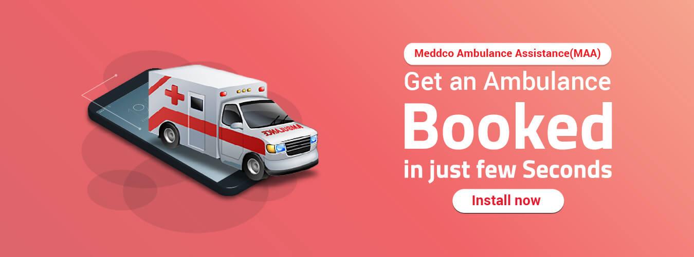 ambulance service in thane